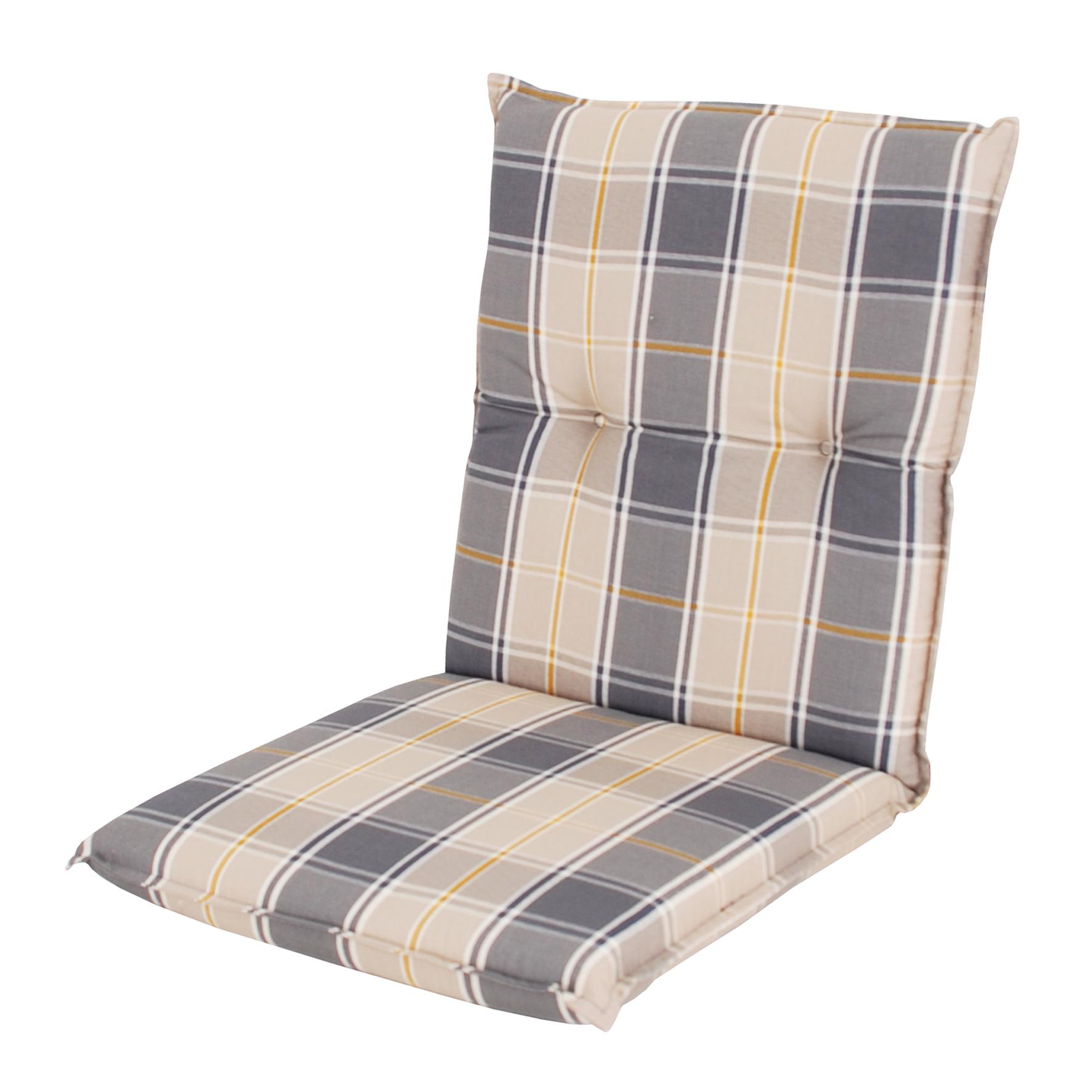 BRILLANT 7101 nízký - polstr na židli a křeslo
