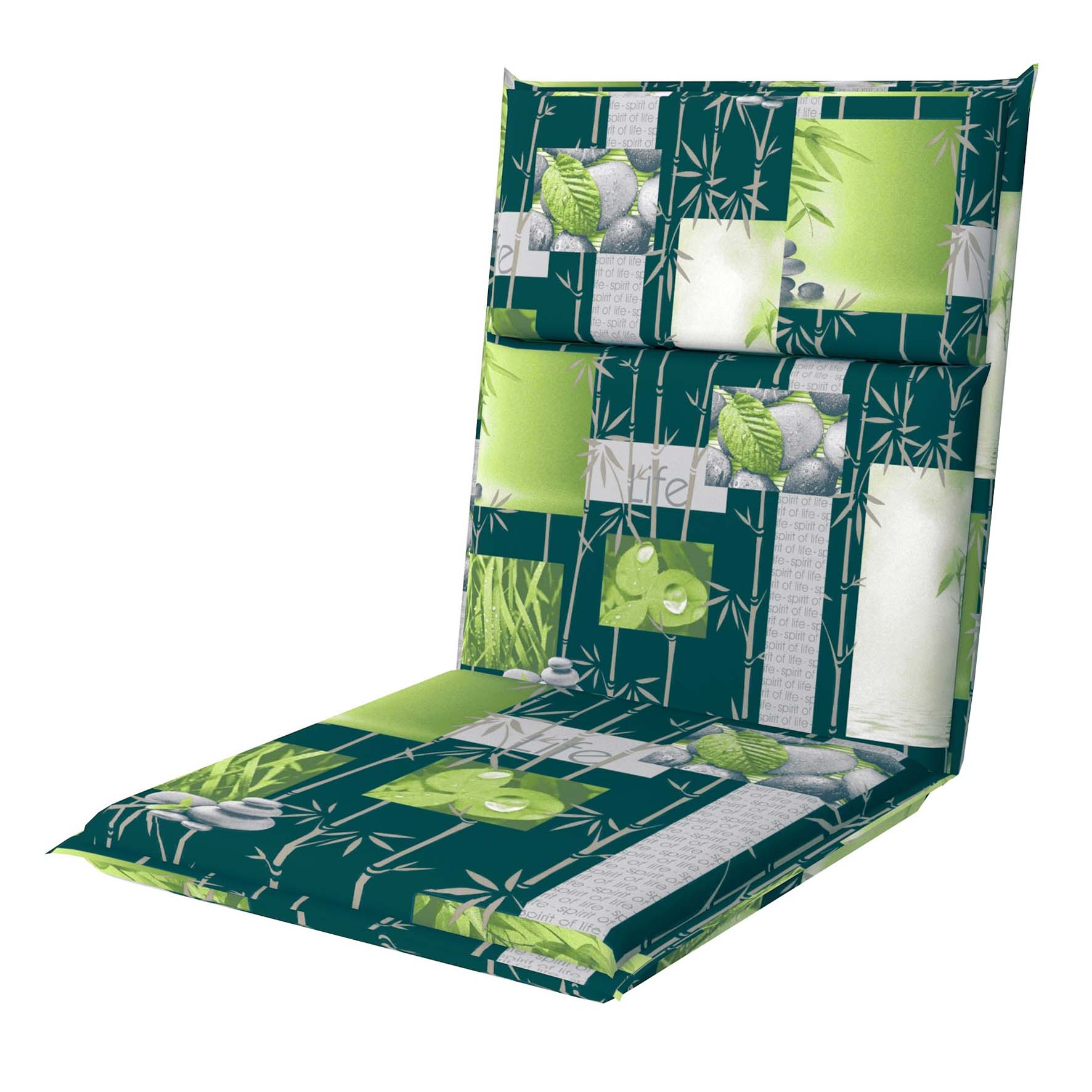 SPIRIT 7200 nízký - polstr na židli a křeslo