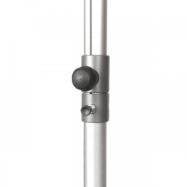 Slunečník ALU EXPERT - Teleskop 400 cm, 840