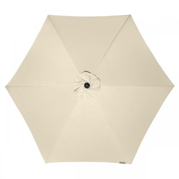 ACTIVE 280 cm automatické naklápění – naklápěcí slunečník s klikou, 820