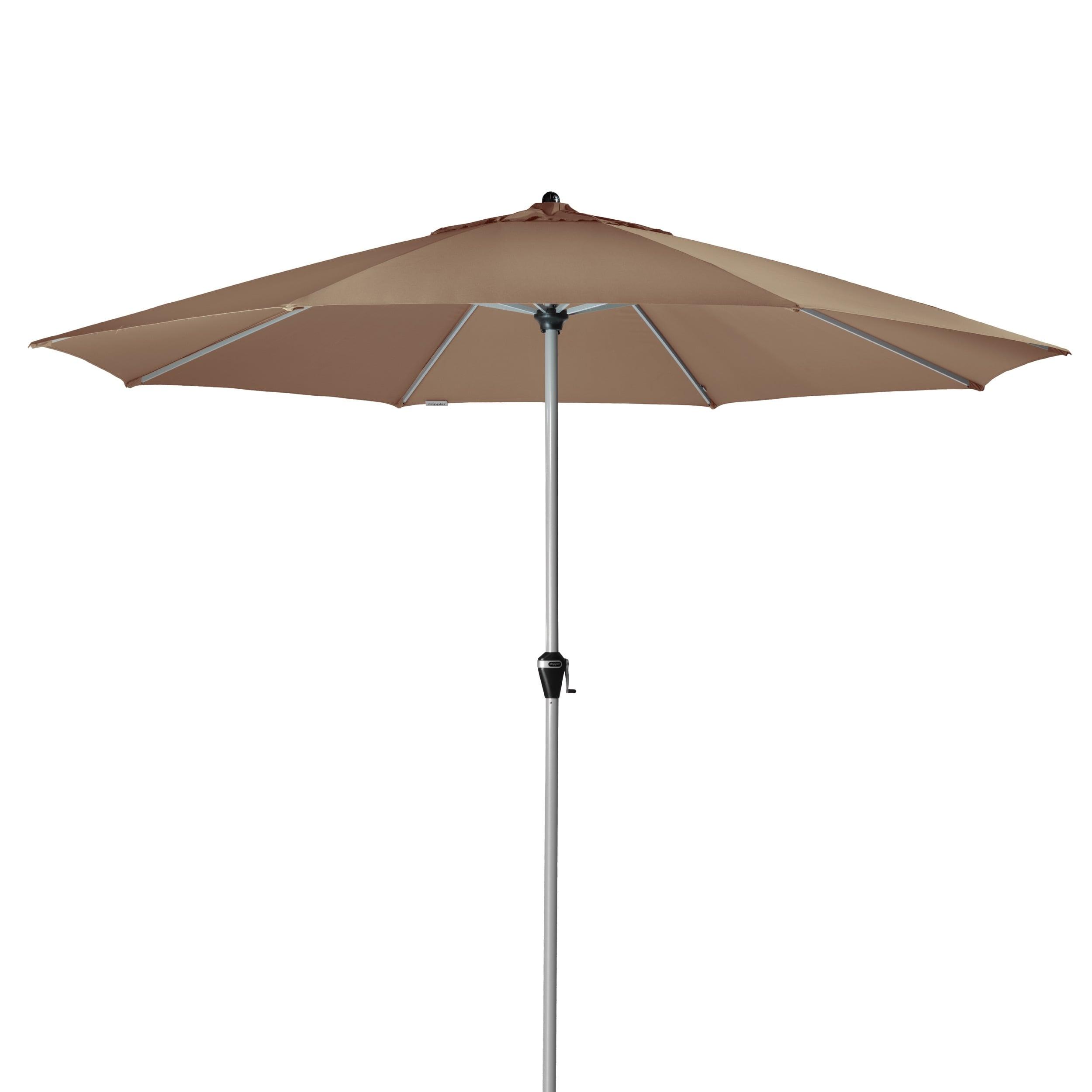 ACTIVE KURBEL 380 cm –  středový slunečník s klikou