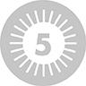 ACTIVE Balkónová clona 180x130 cm  - naklápěcí slunečník, 836