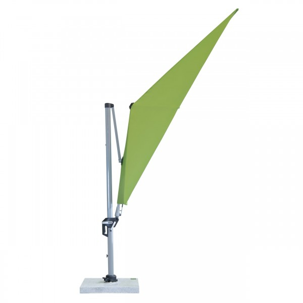 ACTIVE 3,5 x2,6 m – zahradní výkyvný slunečník s boční tyčí, 836