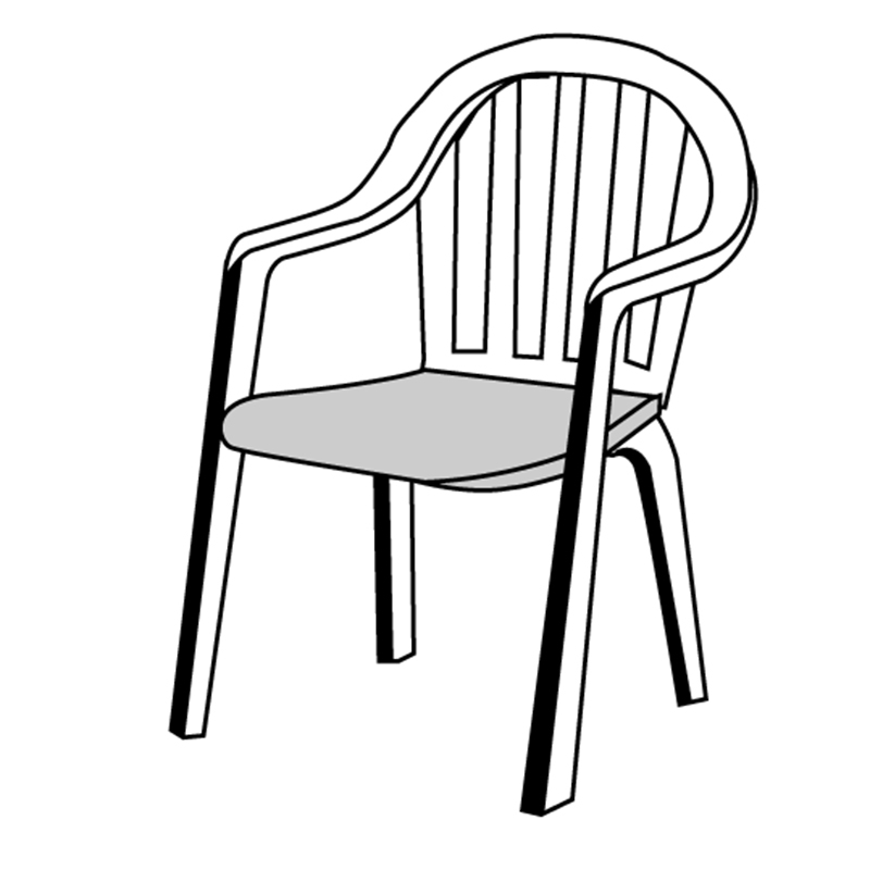 Polstr BASIC 129 monoblok sedák