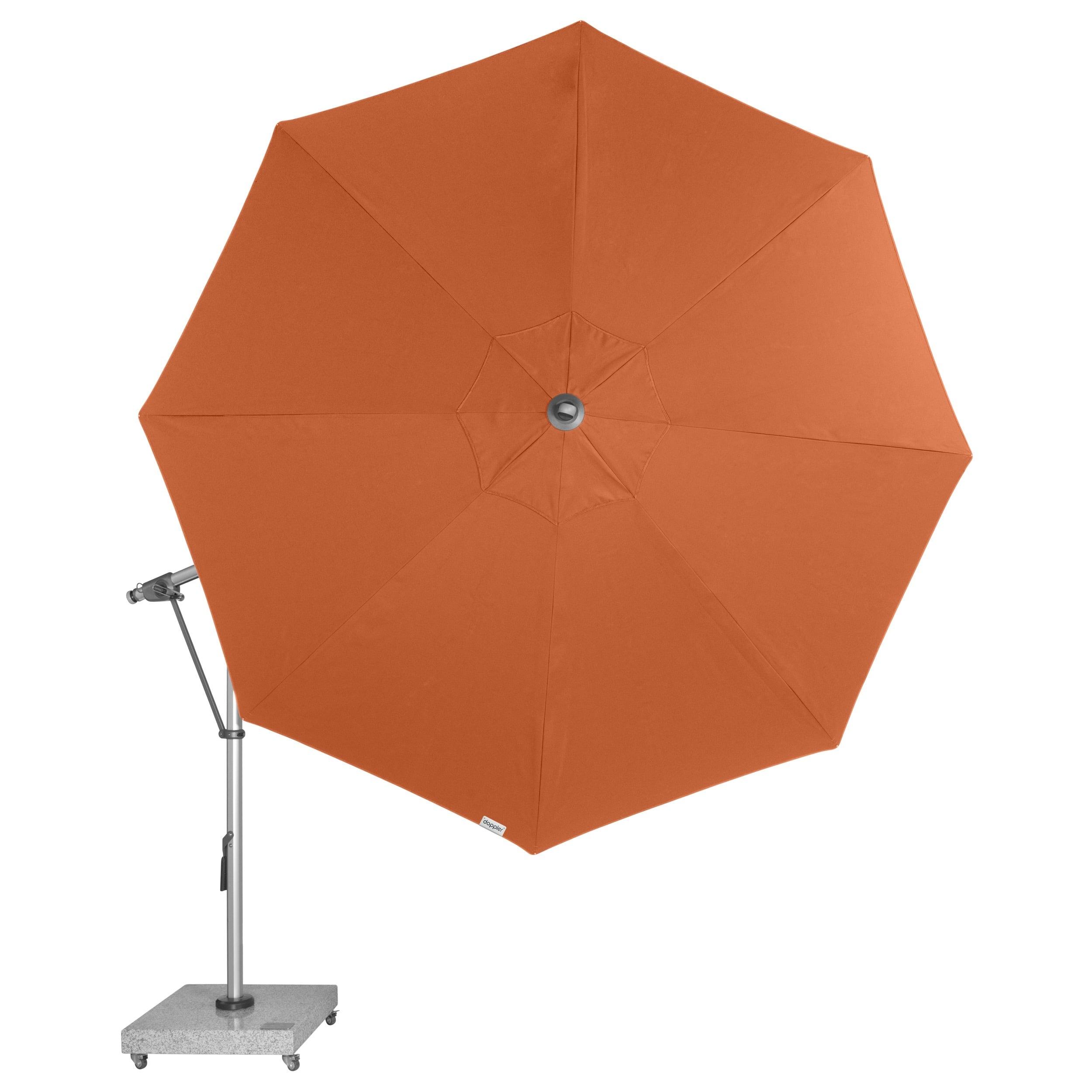 EXPERT 350P – zahradní výkyvný slunečník s boční tyčí, T831