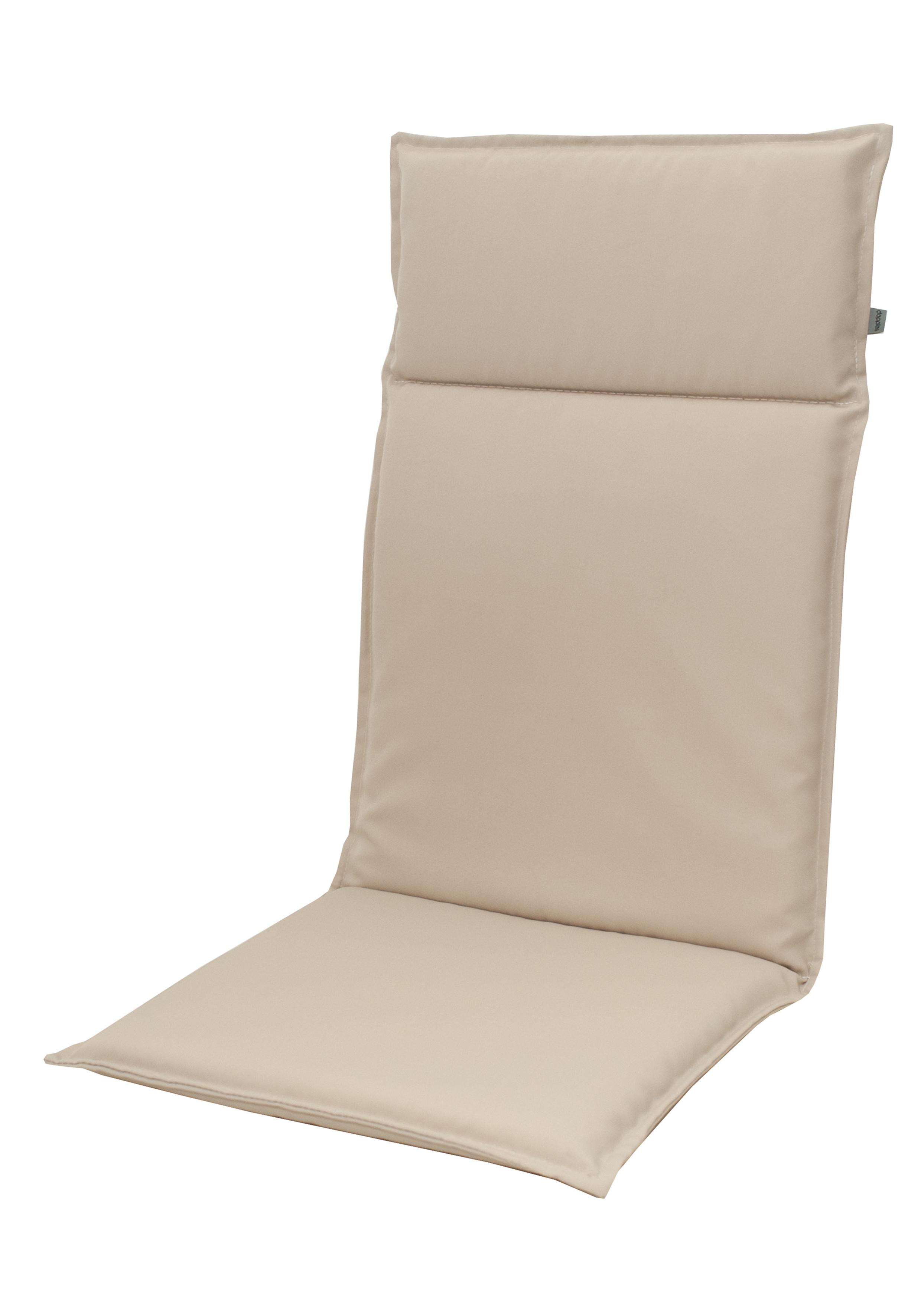 HIT UNI 9820 vysoký - polstr na židli a křeslo