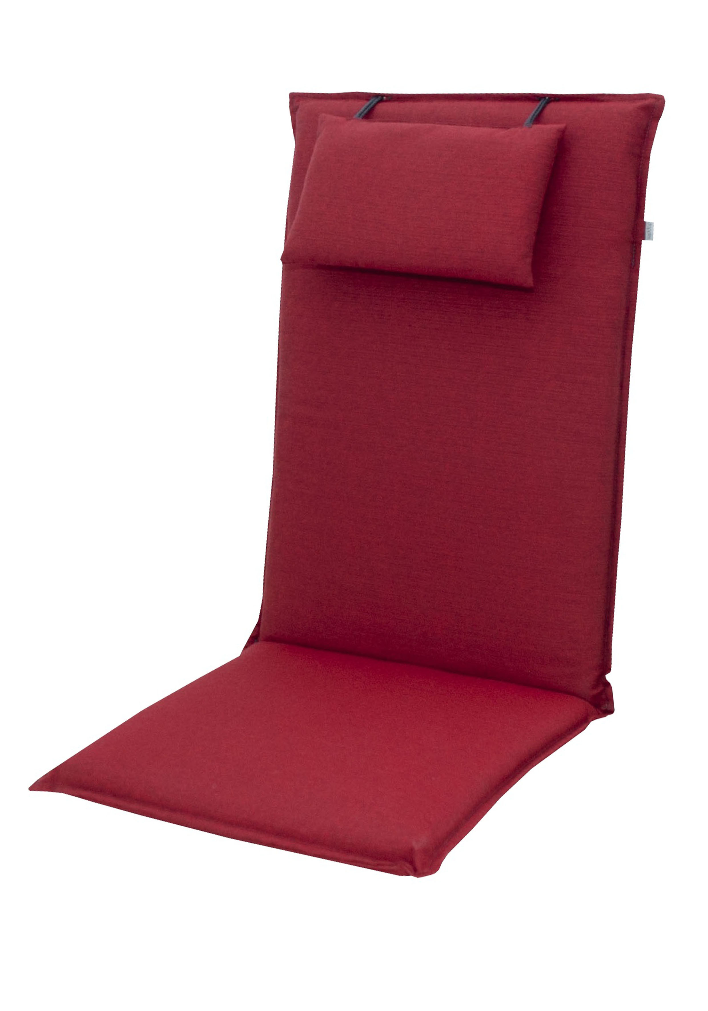 ELEGANT 2428 vysoký - polstr na židli a křeslo s podhlavníkem