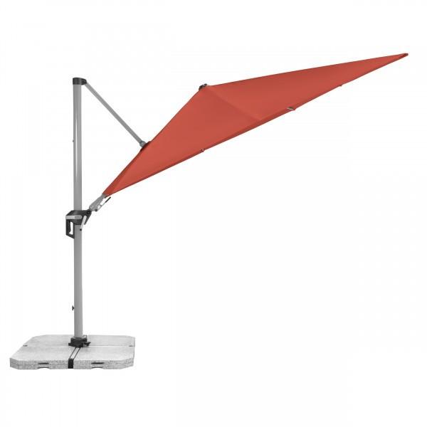 ACTIVE 3,5 x2,6 m – zahradní výkyvný slunečník s boční tyčí, 831