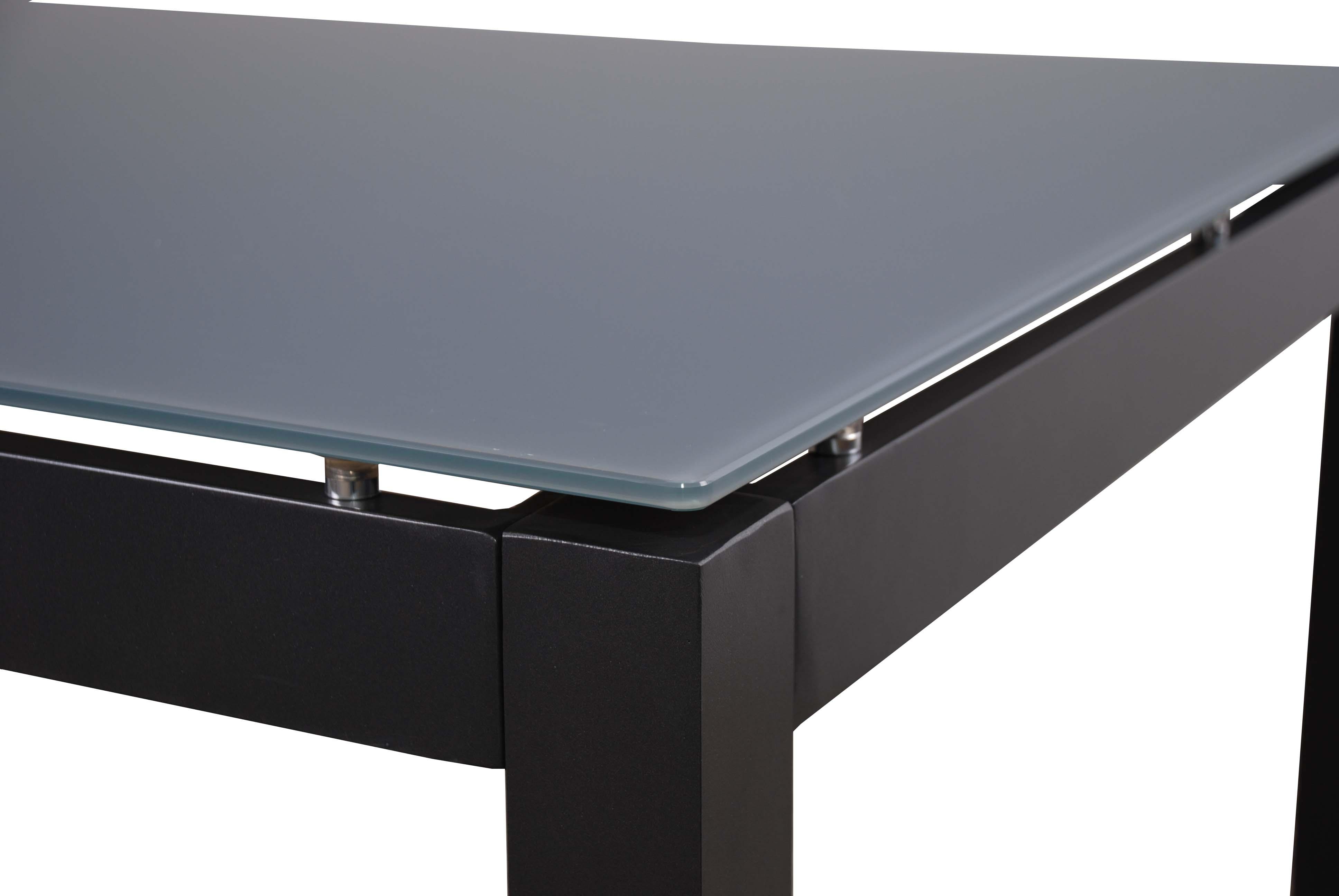 SALERNO - hliníkový zahradní stůl 90x90x74 cm