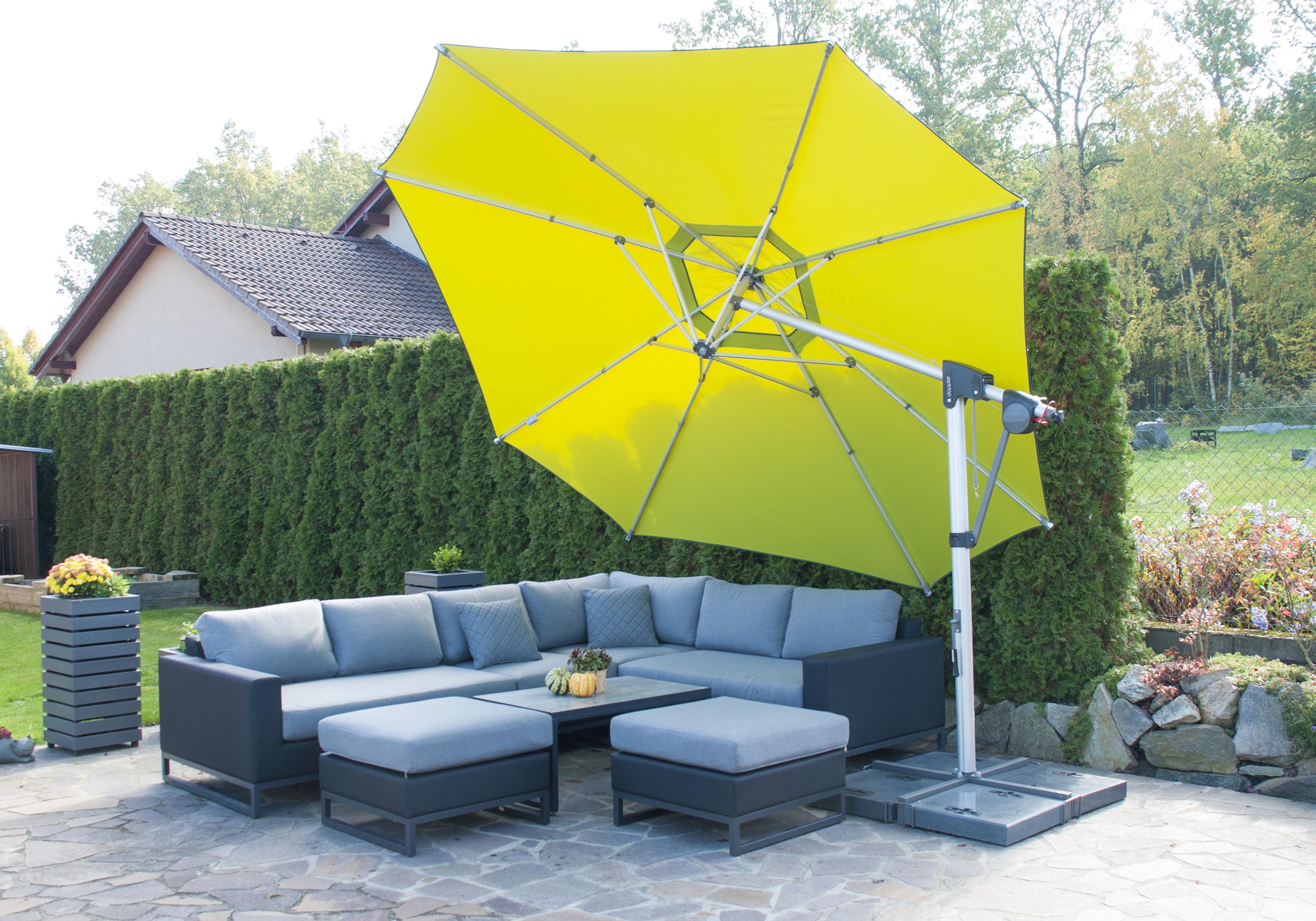 Excelsior - luxusní hliníková zahradní sedací souprava