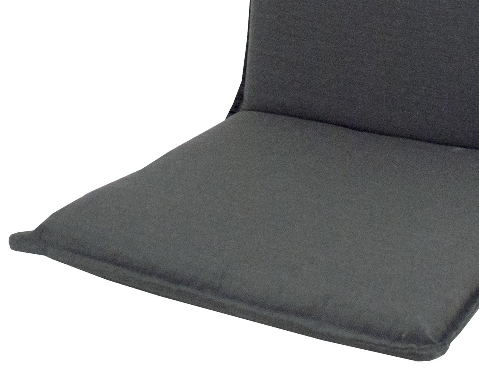 ELEGANT 2430 - polstr na houpačku 150 cm, Bez zipu (sedák a opěrka zvlášť)