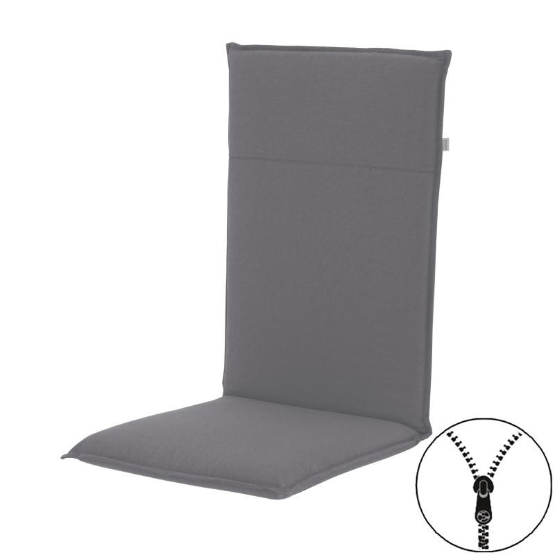 EXPERT 2427 vysoký - polstr na židli a křeslo