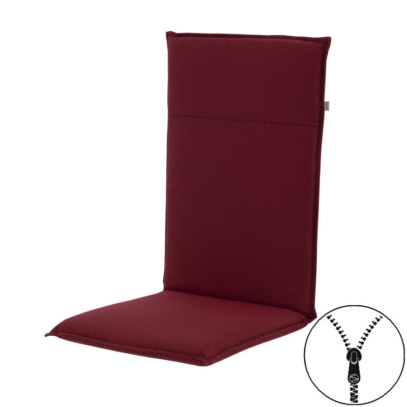 EXPERT 2428 vysoký - polstr na židli a křeslo
