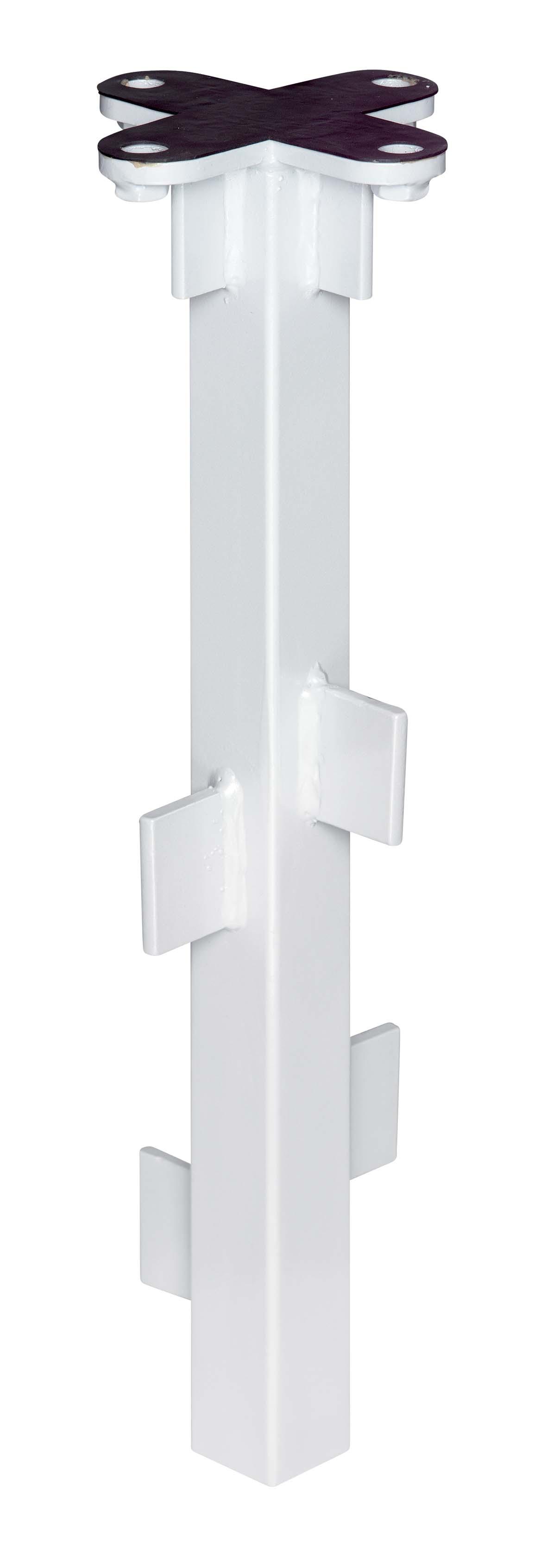 ALUPRO 500x500x500 cm – sluneční clona, 831