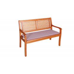 Sedák na lavici VIVO 2 sedadla 120x48cm