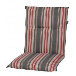 LONDON 3106 nízký – polstr na židli a křeslo
