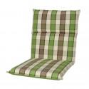 FASHION 5015K nízký - polstr na židli a křeslo