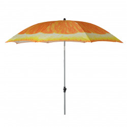 Basic POMERANČ 2 m – naklápěcí plážový slunečník