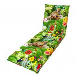 LIVING DE LUXE 6000 - polstr na zahradní lehátko