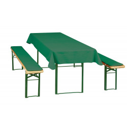 Poduškový set pro pivní lavice šíře stolu 50 cm - UNI