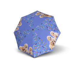 Dogs - dětský holový vystřelovací deštník