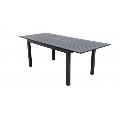 EXPERT - hliníkový stůl rozkládací 150/210x90 cm