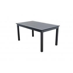 DETROIT - hliníkový stůl 150x90x75cm