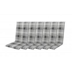 START 7104 vysoký - set 6ks – polstr na křesla a židle