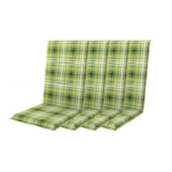 START 5900 vysoký - set 4ks – polstr na židli a křeslo