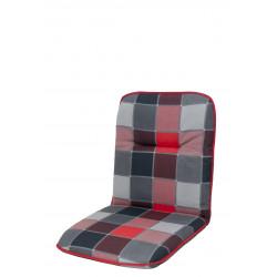 BASIC 6118 nízký - polstr na židli a křeslo