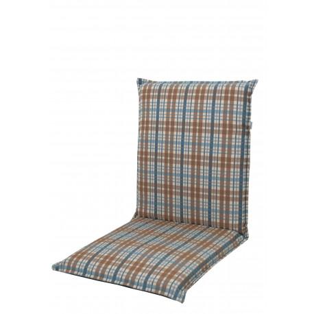 LIVING DE LUXE 9023/2074 nízký se zipem – polstr na židli a křeslo