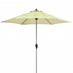 ACTIVE 280 cm Urban Jungle – naklápěcí slunečník s klikou