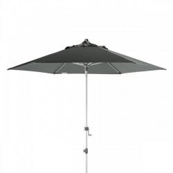 Expert s automatickým naklápěním 280 cm nastavitelný – naklápěcí slunečník s klikou