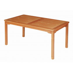 WÖRTHERSEE - dřevěný stůl ze severské borovice 150x90x72cm