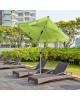 ACTIVE 180 x 120 cm – balkónový naklápěcí slunečník