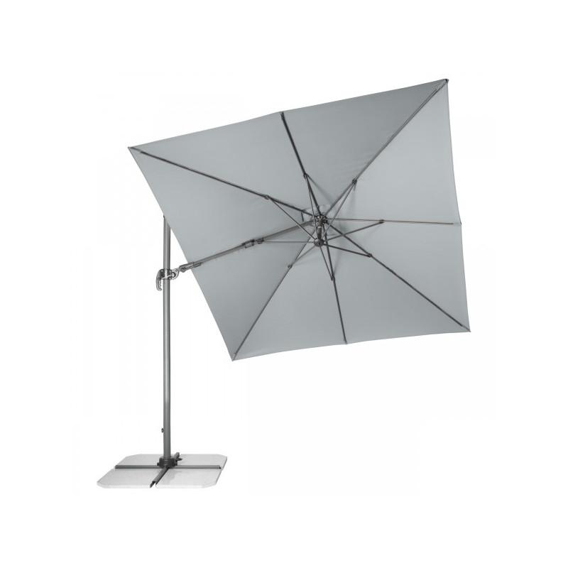 RAVENNA Axial 275x275 cm – zahradní slunečník s boční tyčí