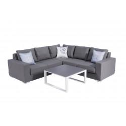 MANERBA - hliníková luxusní zahradní sedací souprava