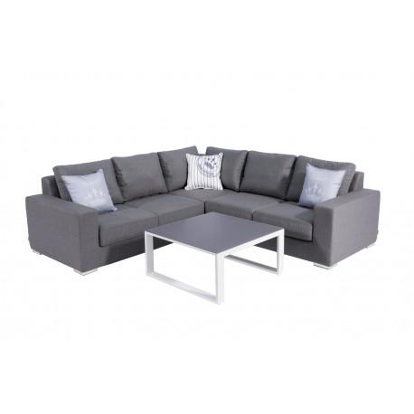 MANERBA - hliníková zahradní sedací sestava