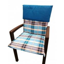 STYLO 1346K nízký – polstr na židli a křeslo
