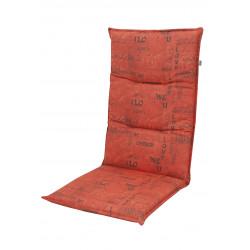 SPOT 2661 vysoký - polstr na židli a křeslo