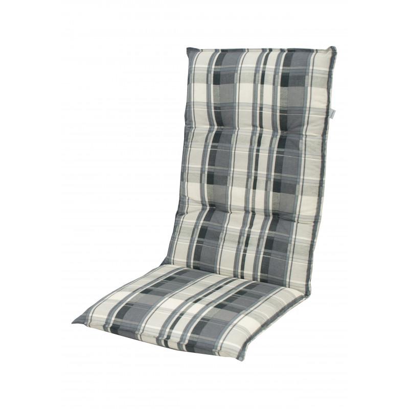 LIVING 6304 vysoký - polstr na židli a křeslo
