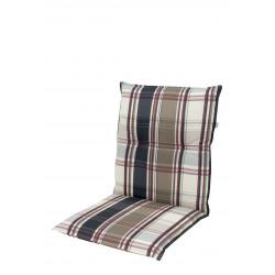 LIVING 9107 nízký - polstr na židli a křeslo