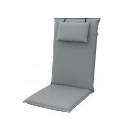 ELEGANT 2427 vysoký - polstr na židli a křeslo s podhlavníkem