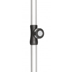 Spodní tyč pro Active 28/32 mm stříbrná