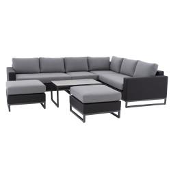 Excelsior - hliníková zahradní sedací sestava