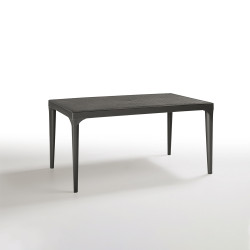 OSLO - plastový stůl 150x90x74cm