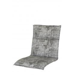SPOT 2660 nízký - polstr na židli a křeslo