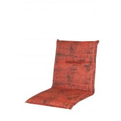 SPOT 2661 nízký - polstr na židli a křeslo