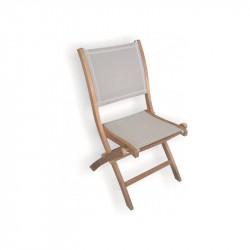 BATYLINE NATURE - zahradní teaková židle