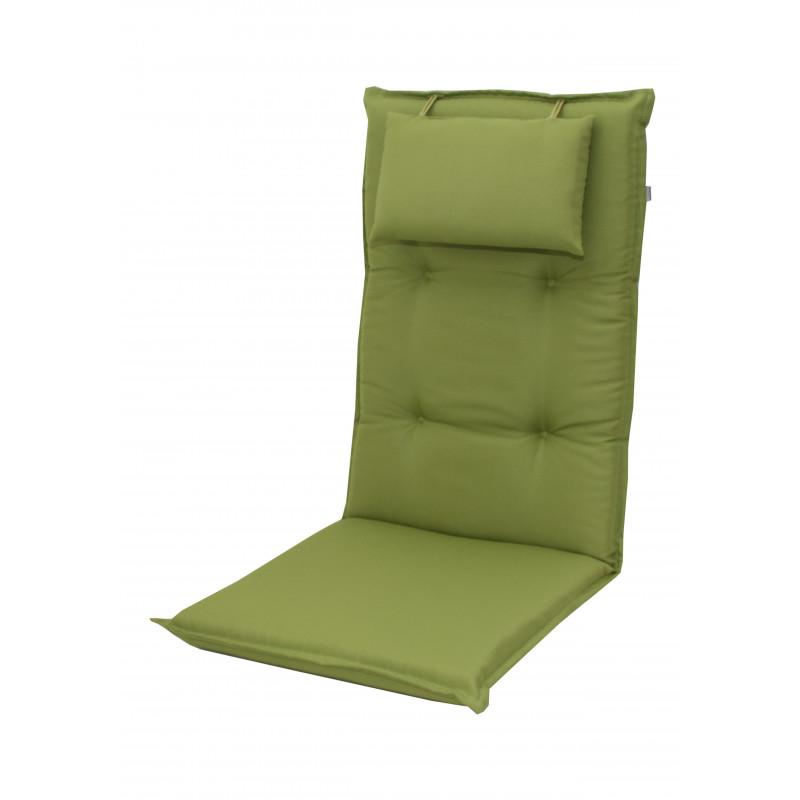 BRILLANT 7836 vysoký - polstr na židli a křeslo